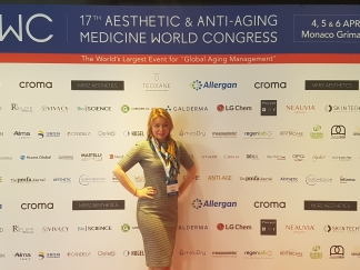 dr Marija Balkoic AMWC 2019