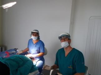 Dr Yves Laudoyer, načelnik klinike za estetsku hirurgiju u poseti MBC