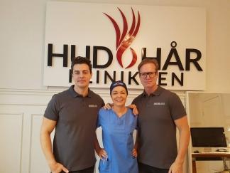 dr Marija Balković gost klinike HUD HAR Kopenhagen