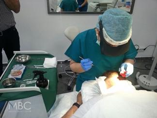 Im Jahre 2014, führte Dr. Marija Balković die erste Operation dieser Art in Montenegro aus